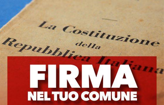 Fp Cgil sostiene raccolta firme per Proposta di legge contro propaganda fascista e nazista