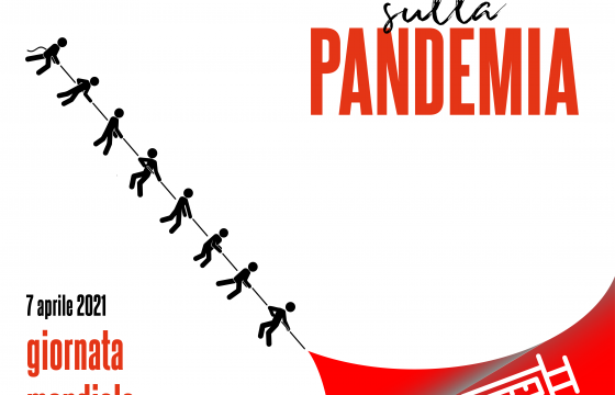 Adesione campagna NO PROFIT ON PANDEMIC