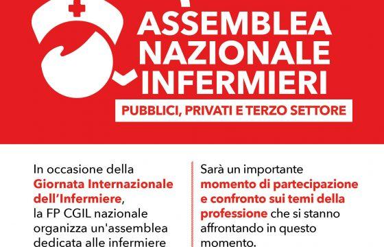 Giornata infermiere, 12 maggio assemblea online per iscritti