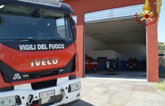 VVF: Catania – Criticità sede Palagonia